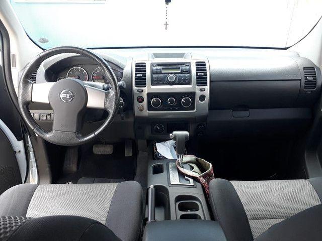 Nissan frontier Attack 2015 diesel - Foto 5