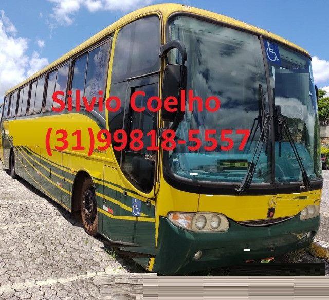 Ônibus Comil Campione 2004 Top - Silvio Coelho