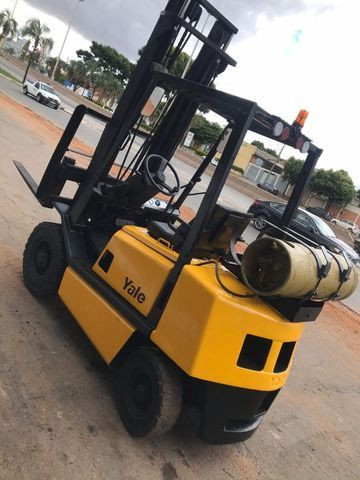 Empilhadeira Yale Hyster - Foto 3