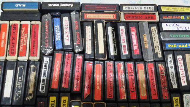Cartucho para Atari 2600 funcionando perfeitamente  - Foto 2