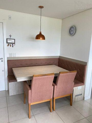 Mobiliado - Apto 2 dormitórios (1 suíte) - Balonismo - Torres / RS - Foto 3