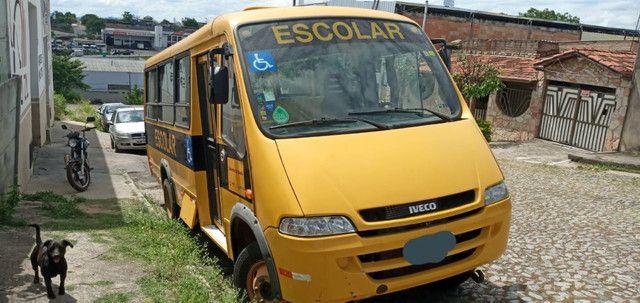 Micro onibus iveco city class 70c16 2011 - Foto 5