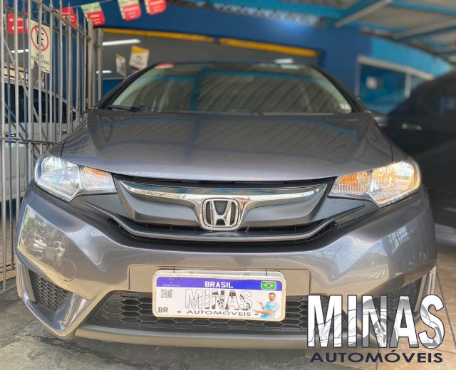 Honda Fit Lx 1.5 2015 manual - Foto 3