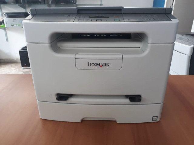 Impressora multifuncional laser com rede - Foto 2