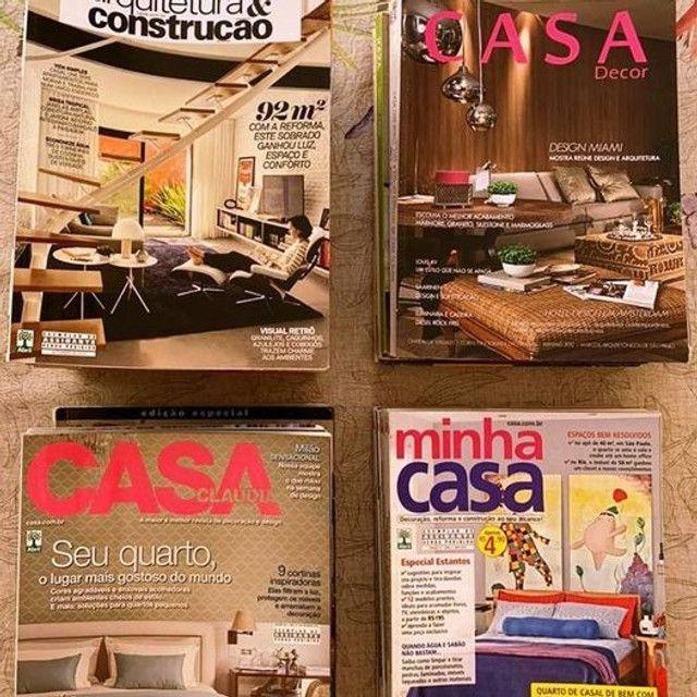 88 revistas de arquitetura e decoração - Foto 6
