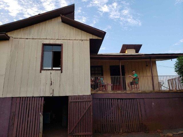 Vende-se Casa de Madeira Dupla para retirar do local ou Desmanchar - Foto 4