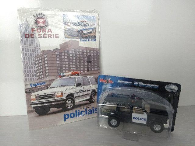 Coleção miniaturas carros fora de série 1:43 Maisto - Foto 2