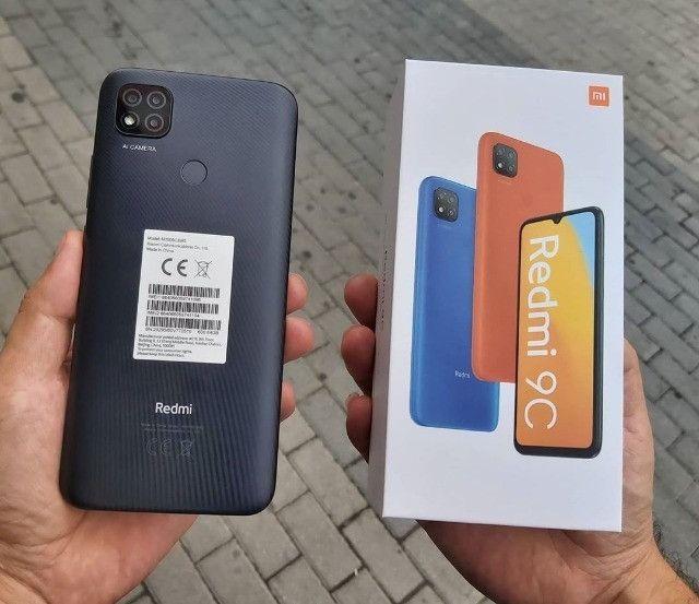 Vendo 01 Celular Xiaomi note 9 C 64 GB Preto