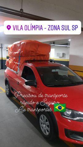 Ale transportes mudanças para todo Brasil - Foto 2