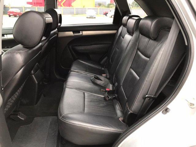 Kia Sorento EX2 4x4 V6 278cv 2012 top de linha - Foto 4