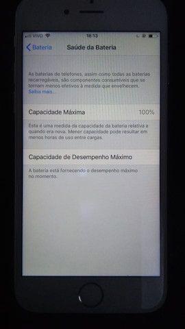 iPhone 6 , 16gb em perfeito estado  - Foto 4