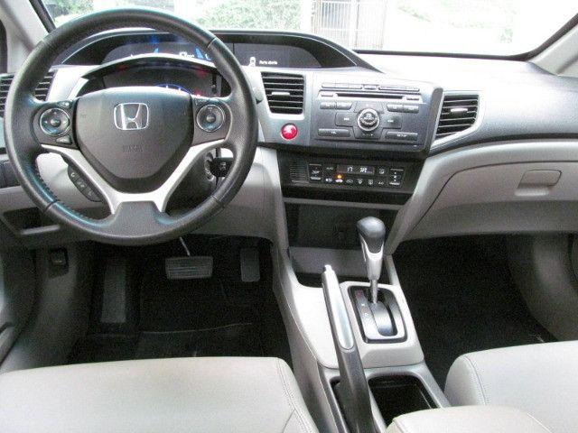 Honda Civic Lxr Automático Blindado - Foto 6