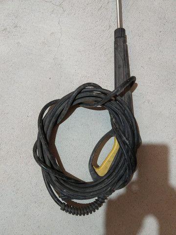 Lavadora De Alta Pressão - Karcher Hd 585 220v Profissional - Leia com atenção - Foto 3