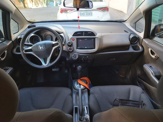 Honda Fit LX 1.4 flex automático  - Foto 5