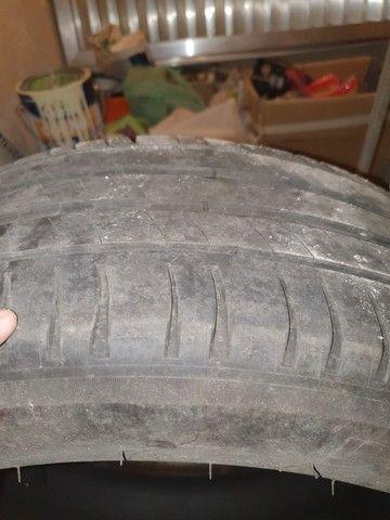 Par de pneus Michelin 215 55 17