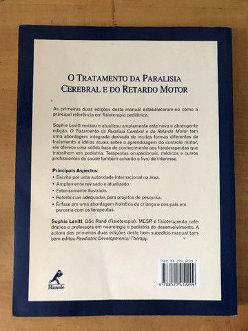 Livro: O tratamento da paralisia cerebral e do retardo motor - Foto 2