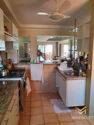 Apartamento com 4 suítes à venda, 200 m² por R$ 1.490.000 - Porto das Dunas - Aquiraz/CE - Foto 4