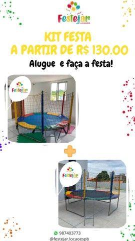 Pula Pula,Piscina de bolinha, Mesa,Cadeira,Toalhas,Capas de cadeiras escorrego,Cavalinhos - Foto 2