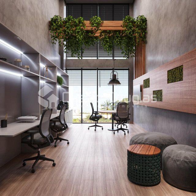 Apartamento 2 quartos em Manaíra em construção - área de lazer club - Foto 5