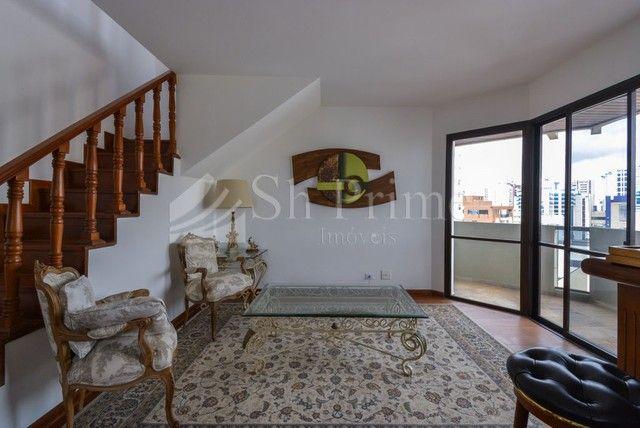 Cobertura duplex para locação e venda com 274m² - Moema, SP. - Foto 4
