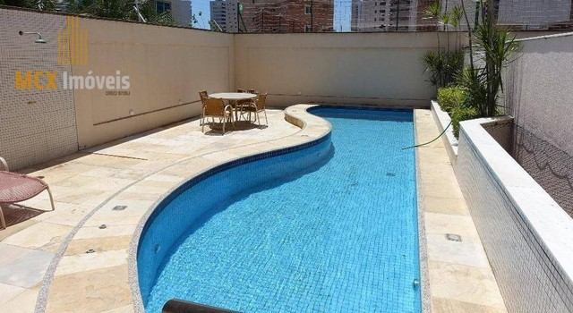 Apartamento com 4 dormitórios à venda, 247 m² por R$ 1.100.000,00 - Guararapes - Fortaleza - Foto 7