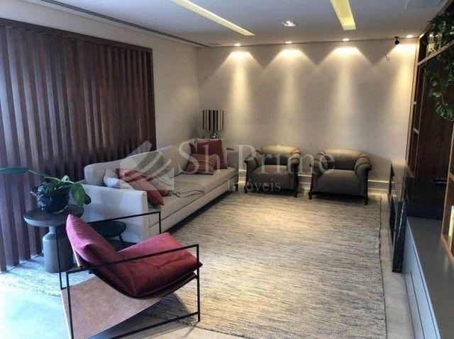 Apartamento para alugar no condomínio Splendor Ibirapuera, 222 m² por R$ 20.000/mês - Vila - Foto 5