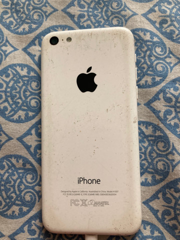 iPhone 5c leia a descrição. Divido no cartão  - Foto 2