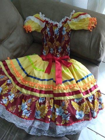 Vestido matuta - Foto 3