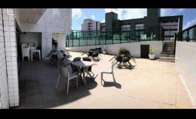 MD I Apartamento 2 Quartos 61m² com Varanda I Boa Viagem. Edf. Átria I Porteira Fechada - Foto 10