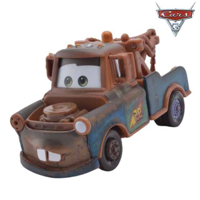 Mater Filme Carros Disney Miniatura 1:55 - Foto 2