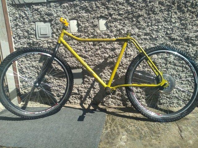 Vendo bike para motorizada