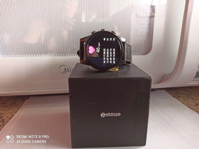 Smartwatch Zeblaze Thor 4 Pro Câmera Wifi 4g Gps - Foto 4