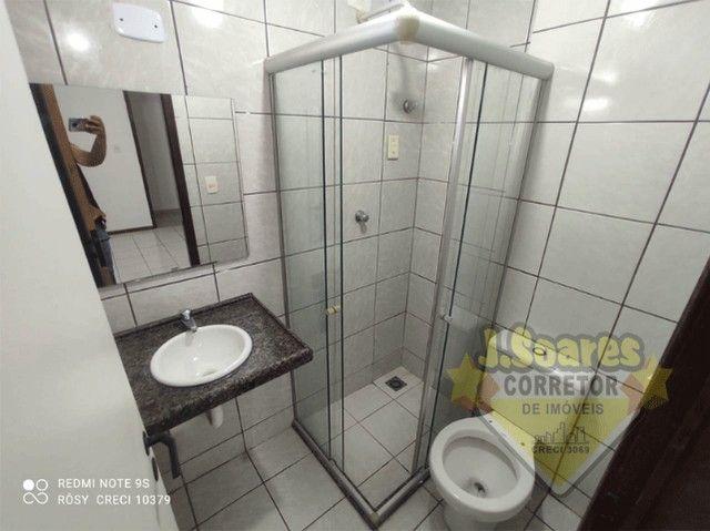 Manaíra, 3 suítes, 85m², R$ 1.900 C/Cond, Aluguel, Apartamento, João Pessoa - Foto 6