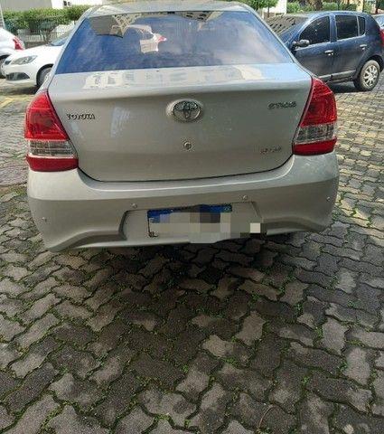 Etios sedan XS automático 2018 - Foto 2