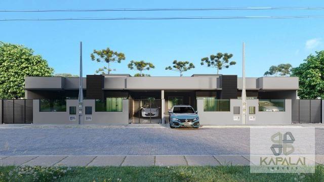 Casa com 2 dormitórios à venda, 76 m² por R$ 225.000,00 - Itacolomi - Balneário Piçarras/S - Foto 4