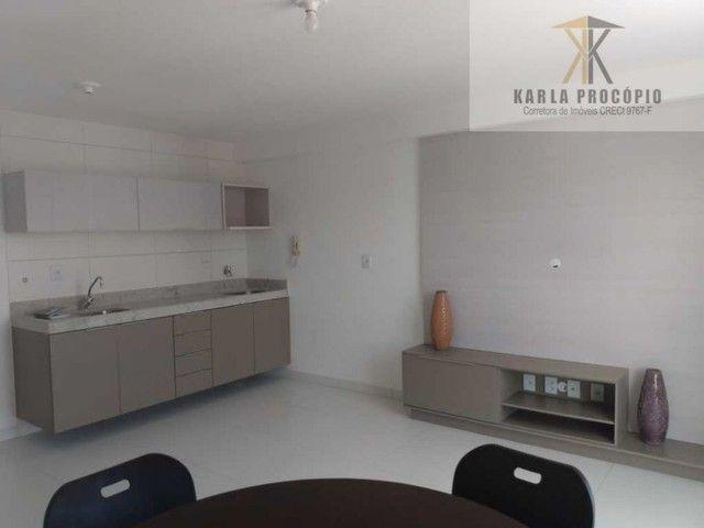 Apartamento Mobiliado para alugar, Bessa, João Pessoa, PB