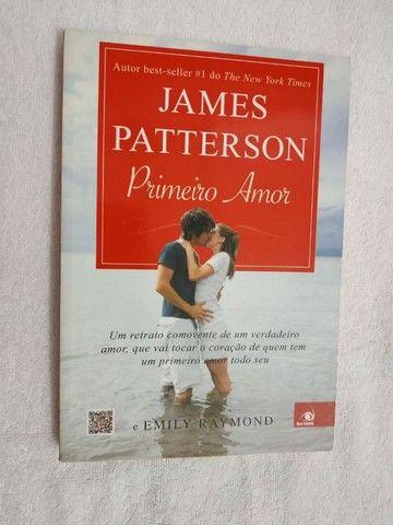 Livro Primeiro Amor - James Patterson