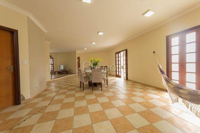Casa à venda com 4 dormitórios em Loteamento parque são martinho, Campinas cod:CA022268 - Foto 8