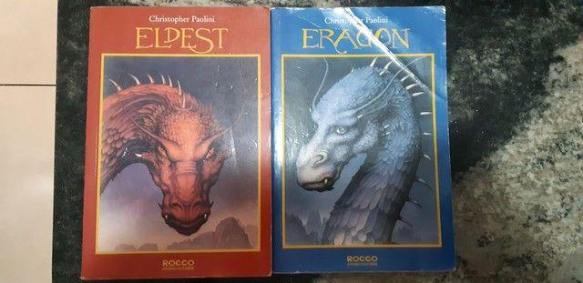 Coleção dos livros da Saga Eragon - Foto 2