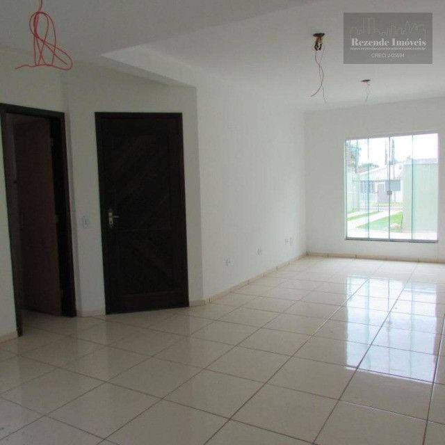 F-SO0461 Sobrado com 3 dormitórios à venda, 125 m² - Fazendinha - Curitiba/PR - Foto 4