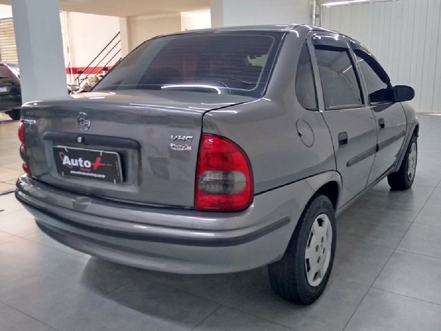 Chevrolet Classic 1.0 MPFI LIFE 8V ALCOOL 4P MANUAL - Foto 6