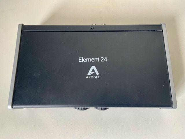 Interface Apogee Element 24 - Foto 3