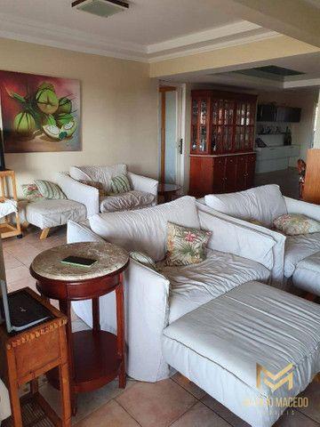 Apartamento com 4 suítes à venda, 200 m² por R$ 1.490.000 - Porto das Dunas - Aquiraz/CE - Foto 12