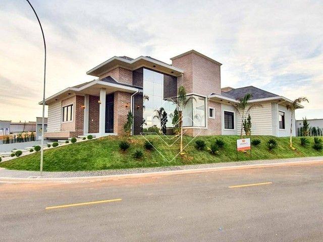 Casa com 4 dormitórios à venda, 389 m² por R$ 3.235.000 - Condomínio Nova Aliança - Rio Ve - Foto 9