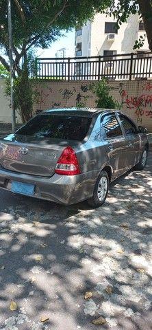 Étios Sedan automático 1.5 / 2020 GNV geração 5 - Foto 6