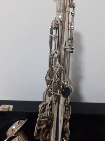 Sax tenor Weril (nunca usado) - Foto 4