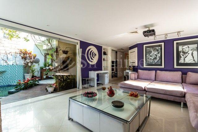 Cobertura Duplex para aluguel no Jardins, 4 dormitorios e 5 vagas - Foto 2