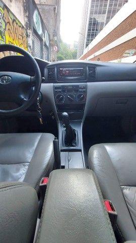 Toyota Fielder Top Xei couro+Gnv Aceito Troca Aceito Oferta - Foto 15