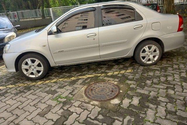 Etios sedan XS automático 2018 - Foto 3