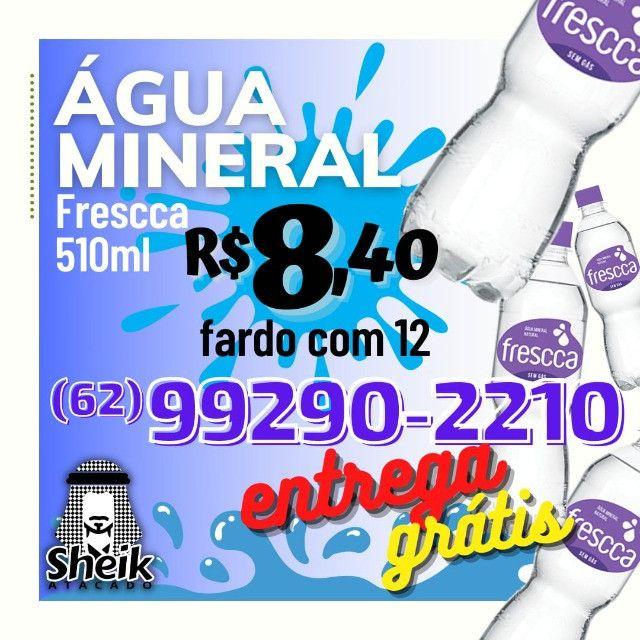 A melhor água mineral de Goiás